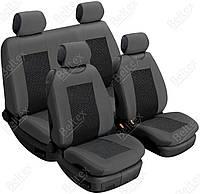 Майки/чехлы на сиденья Тойота ЛС Прадо 150 рестайлинг (Toyota LC Prado 150 restyle), фото 1