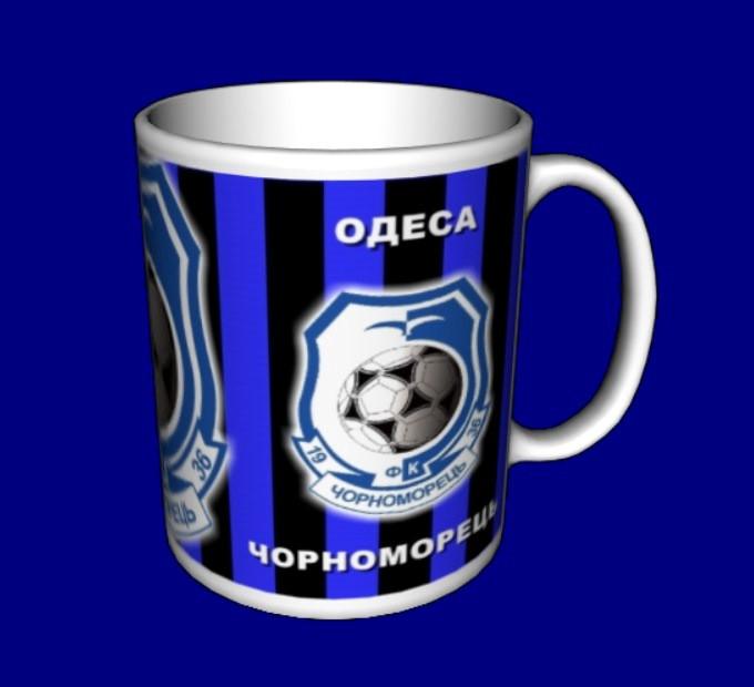 Чашка ФК Черноморец