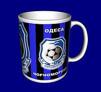 Чашка ФК Черноморец, фото 1