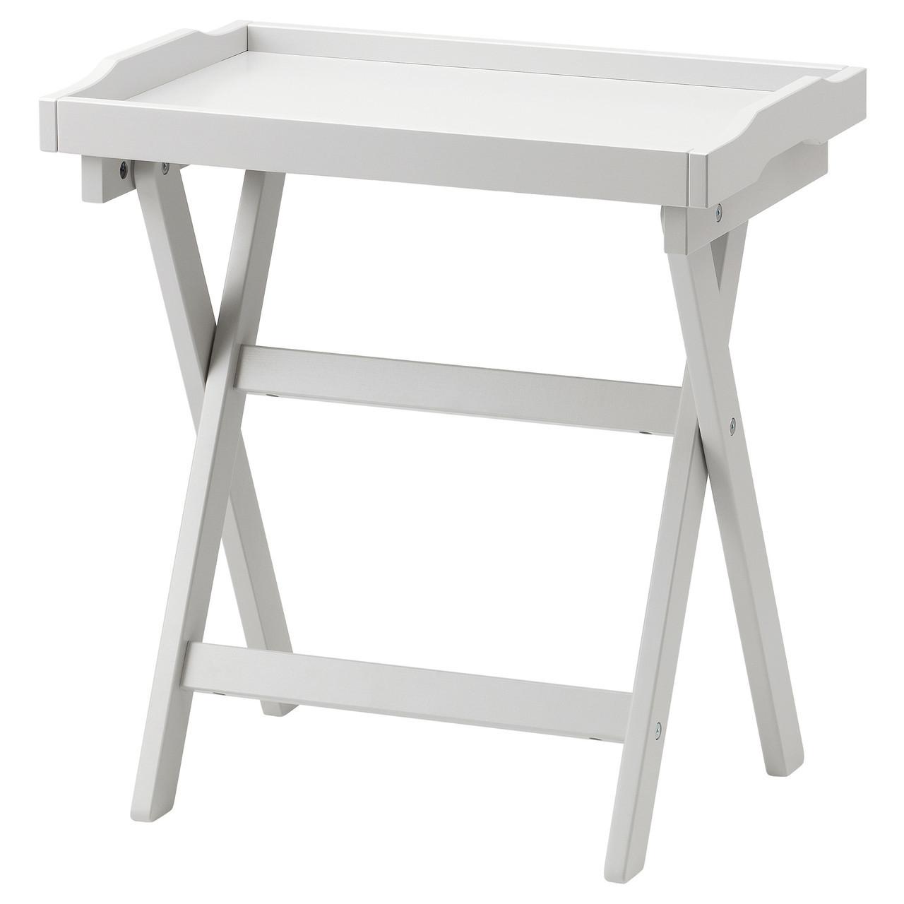 Ikea Maryd 90292725 журнальный столик серый продажа цена в