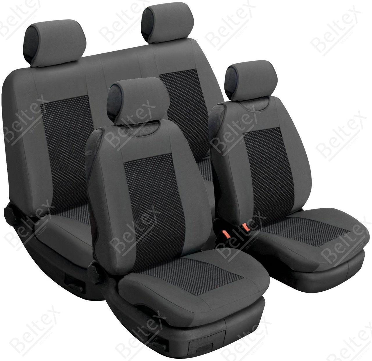 Майки/чехлы на сиденья Ниссан Кашкай Новый (Nissan Qashqai NEW)
