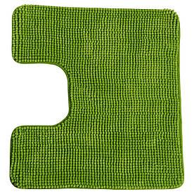 IKEA TOFTBO (102.524.79) Коврик для туалетаный, зеленый