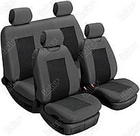Майки/чехлы на сиденья Митсубиси Паджеро Вагон 3 (Mitsubishi Pajero Wagon III)