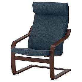 IKEA POANG (391.978.16) Крісло, коричневий