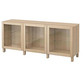 IKEA BESTA (791.399.28) Шафа/тумба. Комбінація для зберігання