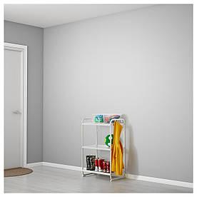 IKEA MULIG (102.410.42) Шафа, білий