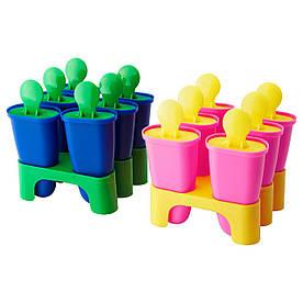 IKEA CHOSIGT (802.084.78) Форма для морозива, різних кольорів