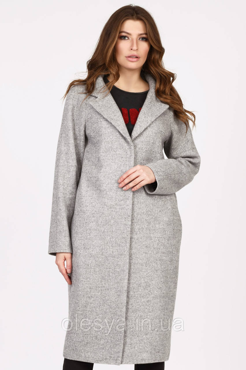 Пальто женское бренда x-woyz PL-8827-4 Размер 44