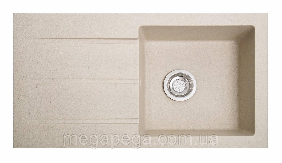 Кухонна мийка GALATI Quadro Avena (501)