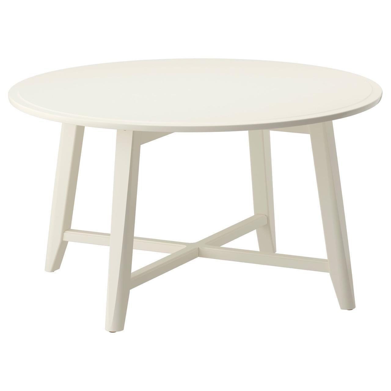 IKEA KRAGSTA (202.866.38) Журнальный столик, белый