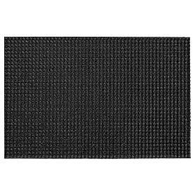 IKEA ASLEV (003.017.91) Придверні килимок, сірий