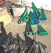 Головка коси (п'ятка) КН 1,8 2,1 (до тракторів Т-25А; Т-2511)