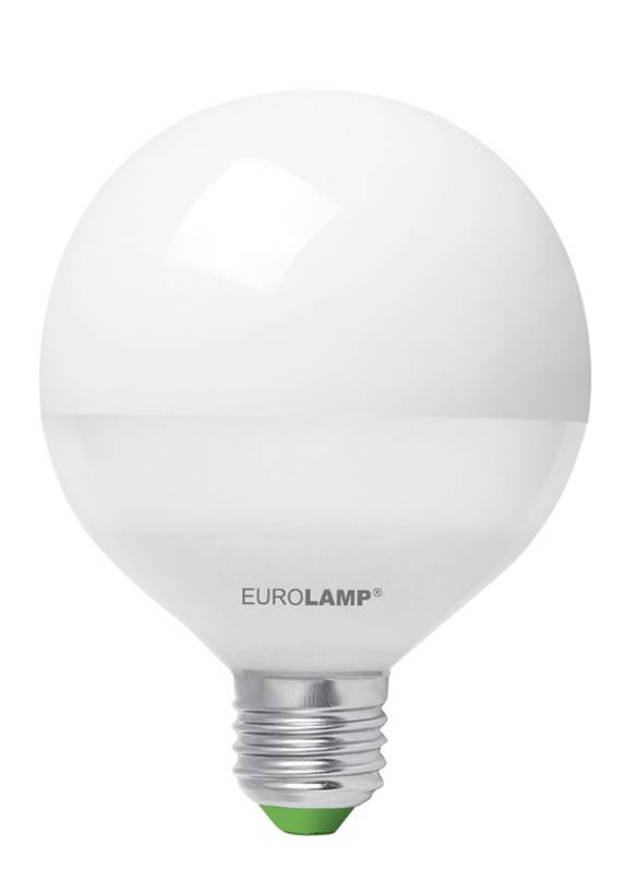 "LED Лампа Eurolamp EKO серия ""D"" G95 15W E27 4000K"