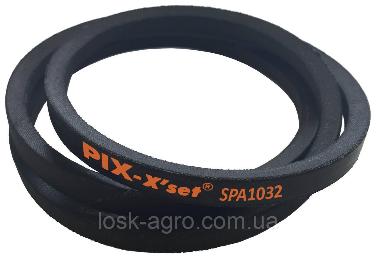 Ремень I-11х10-1032 (Вектор, Акрос, Полесье) вентиляторный SPA-1032 (РСМ-6201371)