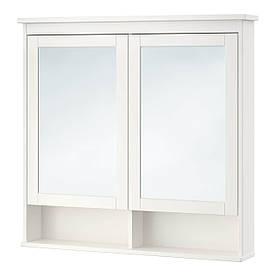 IKEA HEMNES (802.176.75) Дзеркальна шафа