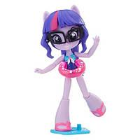 My Little Pony Твайлайт Спаркл пляж Twilight Sparkle Equestria Girls Minis