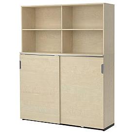 IKEA GALANT (891.845.38) Шафа для документів, сіра