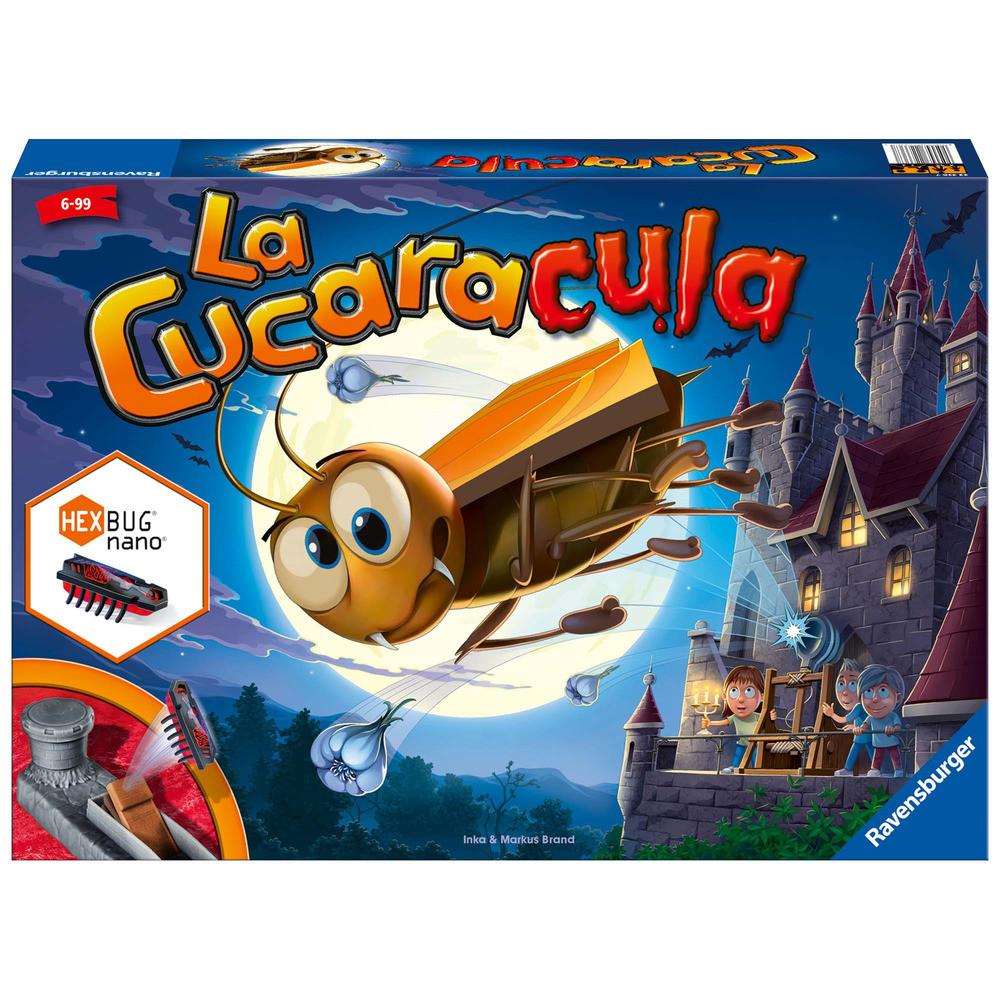 Настольная игра Кукаракула. Оригинал Ravensburger 21440