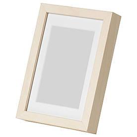IKEA HOVSTA (403.657.43) Рамка, імітація. березові берізки