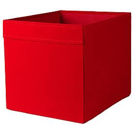 IKEA DRONA (402.493.53) Ящик-Коробка, червоний