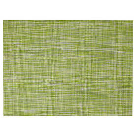 IKEA SNOBBIG (003.437.72) Салфетка под приборы зеленая