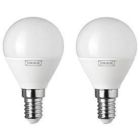 IKEA RYET (303.888.01) Світлодіодна лампа E14 400 люмен