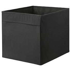 IKEA DRONA (302.192.81) Ящик-Коробка чорний