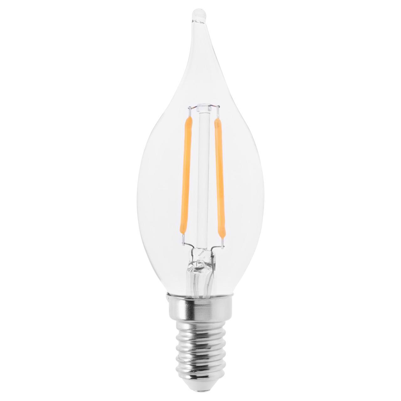 IKEA LUNNOM (403.545.32) Светодиодная лампа E14 200 люмен