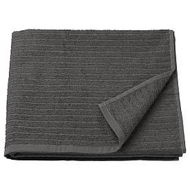 IKEA VAGSJON (303.536.08) Банное полотенце, темно-серый