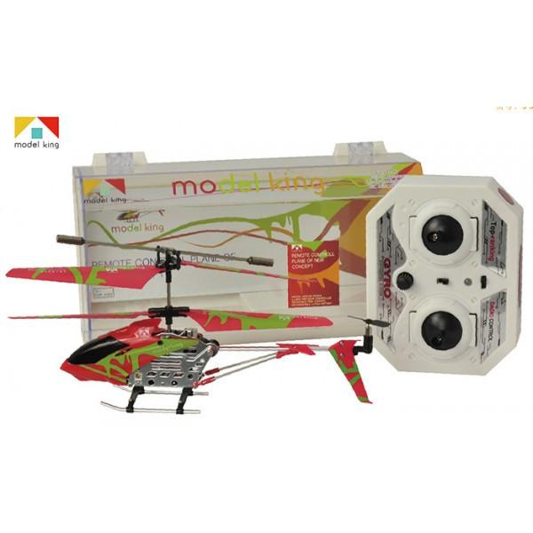 """Вертоліт """"Model King"""" 33012r червоний"""