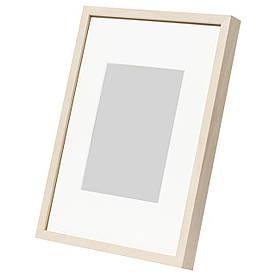 IKEA HOVSTA (403.657.62) Рамка, імітація. березові берізки