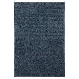 IKEA VOXSJON (603.509.05) Коврик для ванной, темно-синий