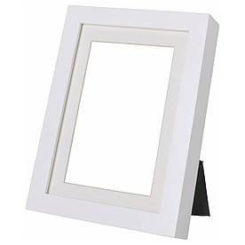 IKEA RIBBA (003.783.99) Рамка біла