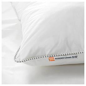 IKEA ROSENSTJARNA (003.772.91) Подушка, низька