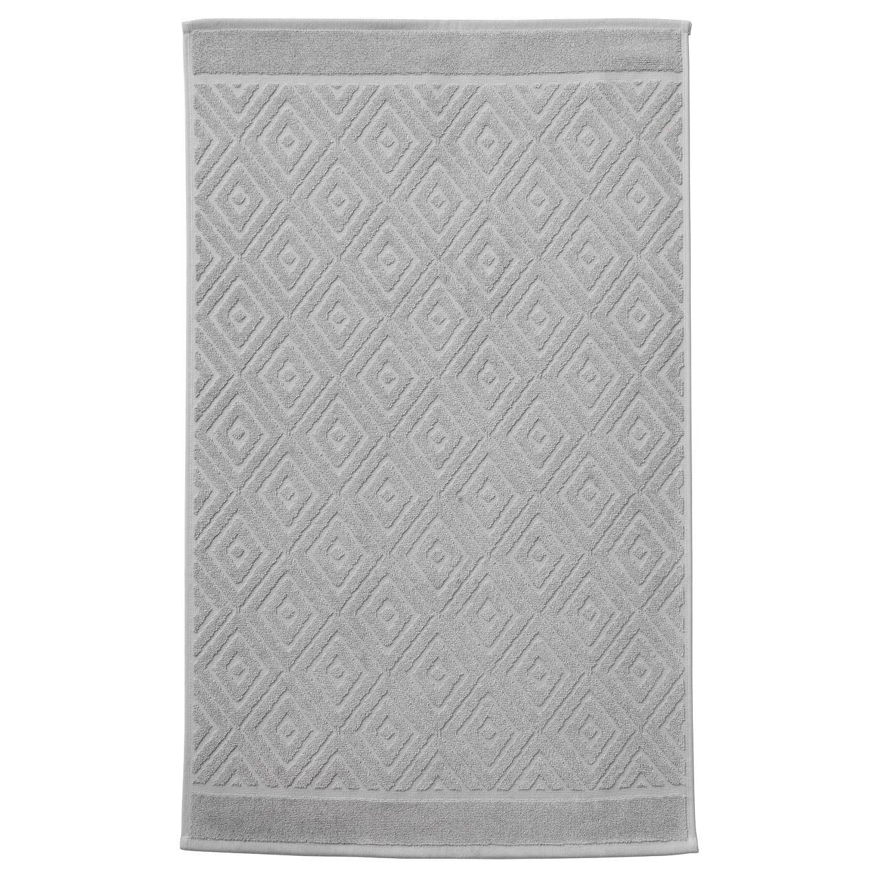 IKEA FALAREN (403.395.51) Коврик для ванной, средний серый