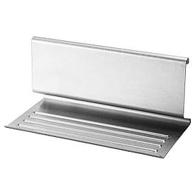 IKEA KUNGSFORS (203.349.17) Стійка для планшета, нержавіюча сталь