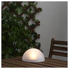 IKEA SOLVINDEN (703.829.39) Светодиодное освещение на летучей мыши. солнечный, полкула
