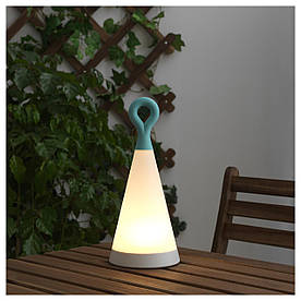 IKEA SOLVINDEN (503.841.14) Настольная лампа от солнечной энергии.