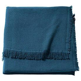 IKEA ODDRUN (303.957.88) Плед, синій