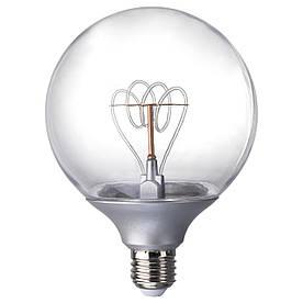 IKEA NITTIO (003.139.11) Світлодіодна лампа E27 20 люмен
