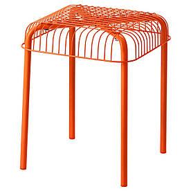 IKEA VASTERON (503.079.55)Табурет оранжевый