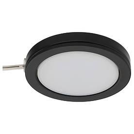 IKEA OMLOPP (202.771.82) Светодиодный прожектор, черный
