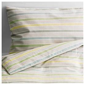 IKEA DROMLAND (203.196.67) Набір подушок для дитини, сірий