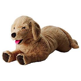 IKEA GOSIG GOLDEN (101.327.88) М'яка іграшка, жовта собака, золотий ретривер