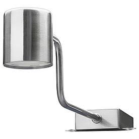 IKEA URSHULT (302.604.02) Світлодіодне освітлення, нікельоване