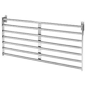 IKEA KUNGSFORS (803.349.19) Настінна решітка з нержавіючої сталі