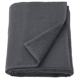IKEA SALVIKEN (903.493.45) Банное полотенце, антрацит