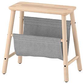 IKEA VILTO (403.444.49) Табурет з місцем для зберігання
