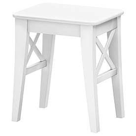 IKEA INGOLF (001.522.82) Стул белый
