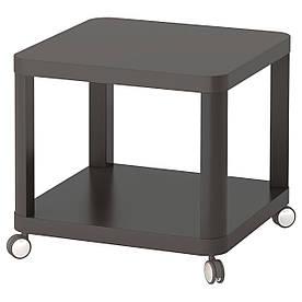IKEA TINGBY (003.494.44) Столна колесах сірий